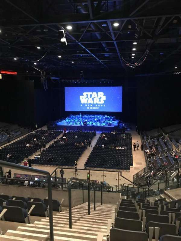 M&S Bank Arena, section: 10, row: LL, seat: 258
