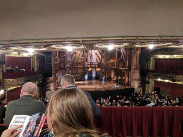 CIBC Theatre, section: Dress Circle LC, row: c, seat: 221