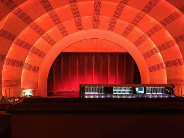 Radio City Music Hall, section: 2nd Mezzanine 4, row: c, seat: 411