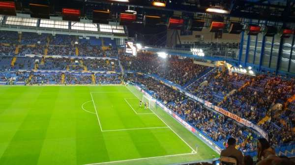 Stamford Bridge, section: West Stand Upper 2, row: 7, seat: 50