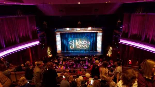 Paper Mill Playhouse, section: Mezz, row: HH, seat: 107