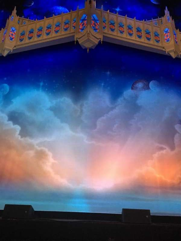 Nederlander Theatre (Chicago), section: Orchestra C, row: A, seat: 109