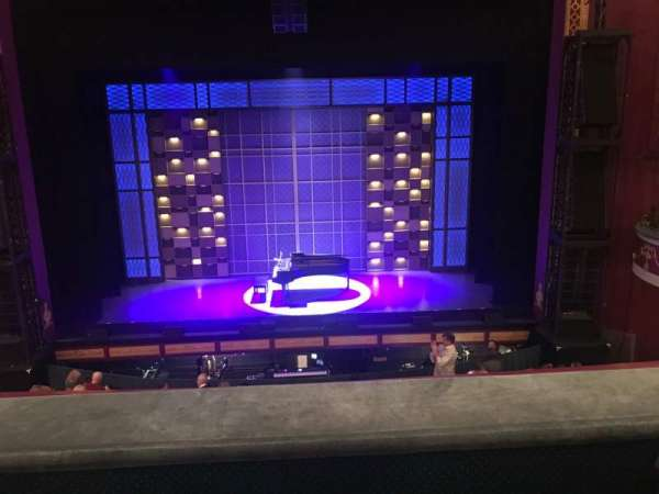 National Theatre (DC), section: Mezz, row: B, seat: 106