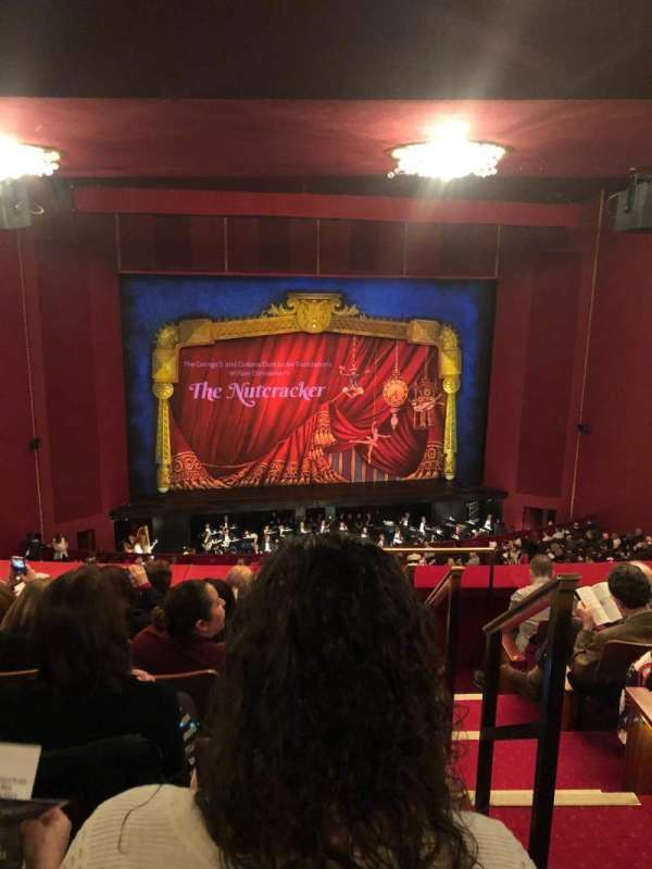 The Kennedy Center Opera House, section: First Tier-Left, row: F, seat: 101
