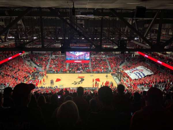 Fifth Third Arena, section: 216, row: 24, seat: 7