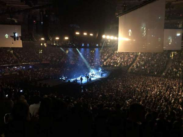 Madison Square Garden, section: 119, row: 22, seat: 11