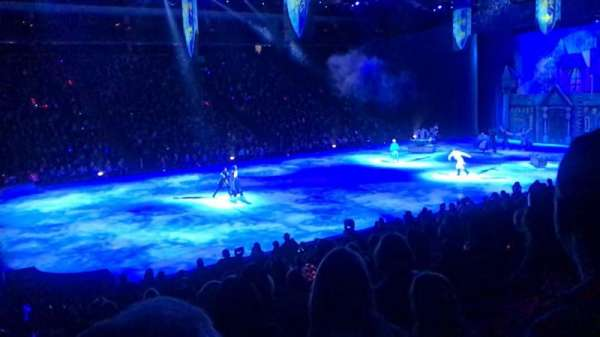 Xcel Energy Center, section: 105, row: 15, seat: 18