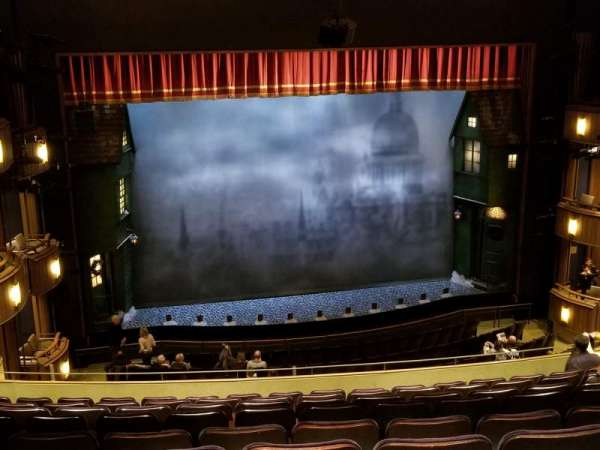 Goodman Theatre - Albert Theatre, section: Mezzanine Level 7, row: JJ, seat: 7