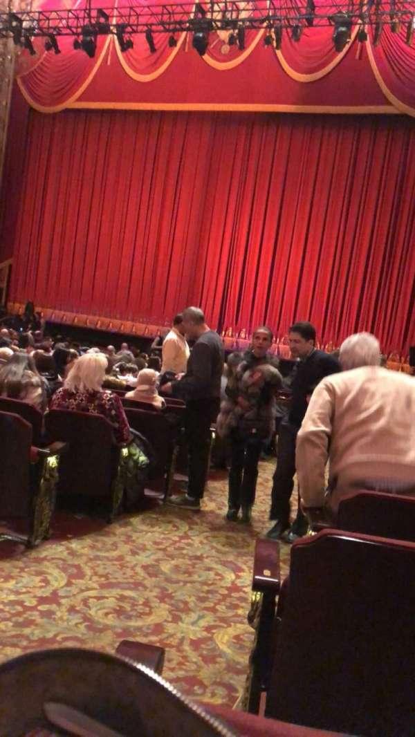 Kings Theatre (Brooklyn), section: 3, row: U, seat: 1