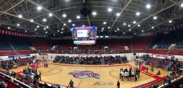 Calihan Hall, section: 3, row: E