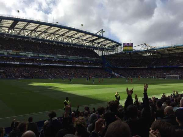 Stamford Bridge, section: Easy Lower South, row: K, seat: 4