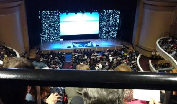 Merrill Auditorium, section: 3, row: j, seat: 10