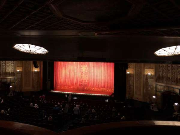 Detroit Opera House, section: Box 13, row: 3, seat: 12