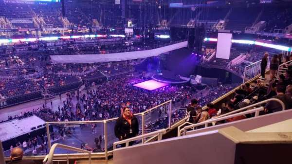 PHX Arena, section: 206, row: 7, seat: 10