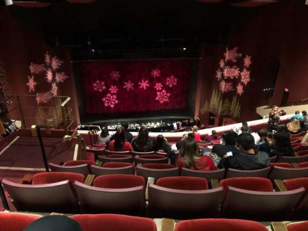 San Diego Civic Theatre, section: Balcony, row: Y, seat: 11