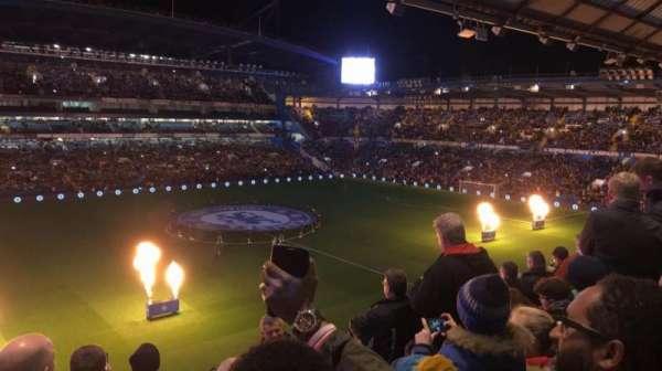 Stamford Bridge, section: Block 1, row: 6, seat: 161