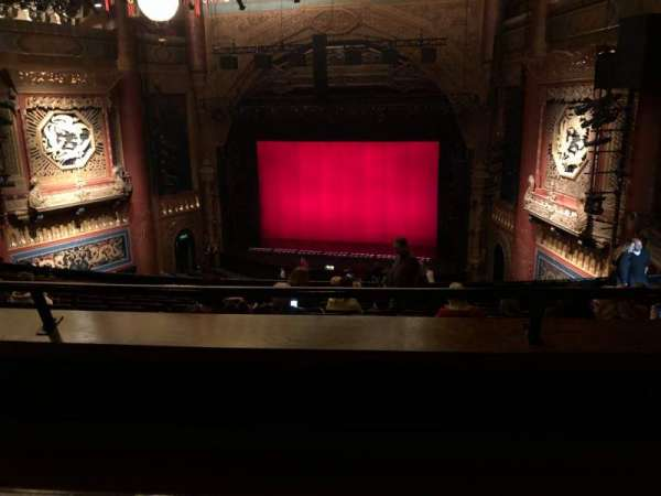5th Avenue Theatre, section: Upper Mezzanine R, row: K, seat: 6