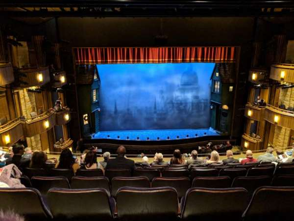 Goodman Theatre - Albert Theatre, section: 7, row: HH, seat: 23