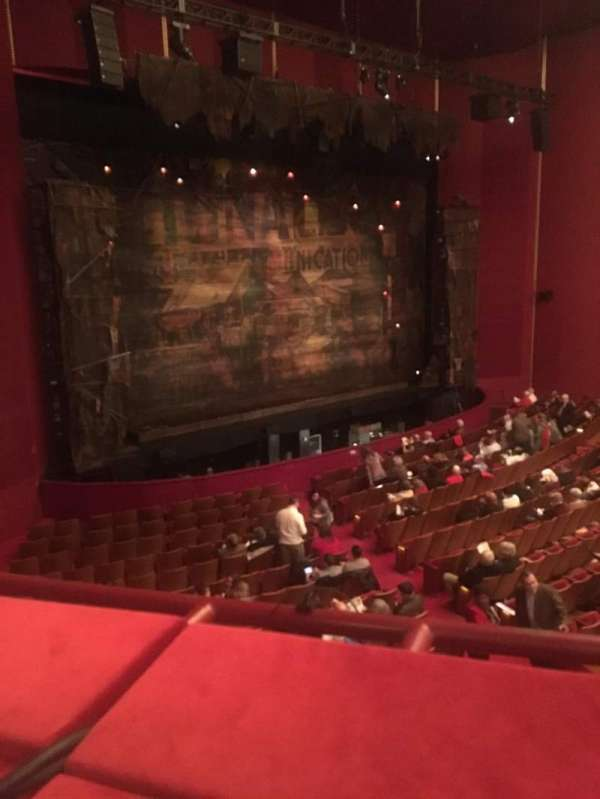 The Kennedy Center Opera House, section: Box 13, seat: 1