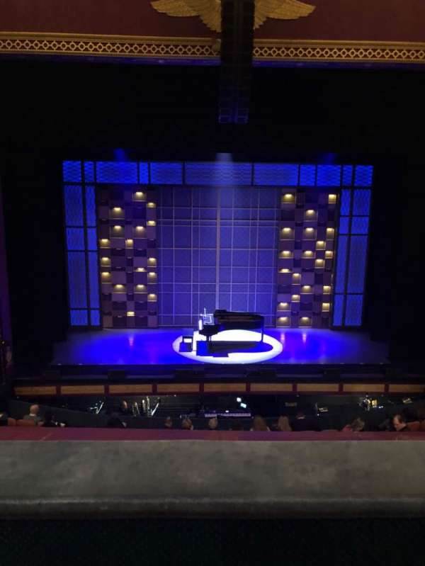 National Theatre (DC), section: Mezzanie, row: B, seat: 109