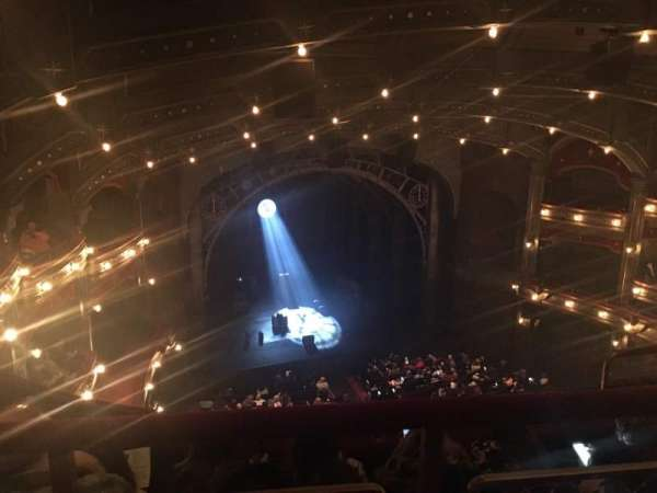Lyric Theatre, section: Balcony L, row: C, seat: 9