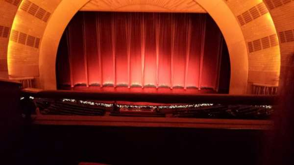 Radio City Music Hall, section: 2nd Mezzanine 4, row: B, seat: 402