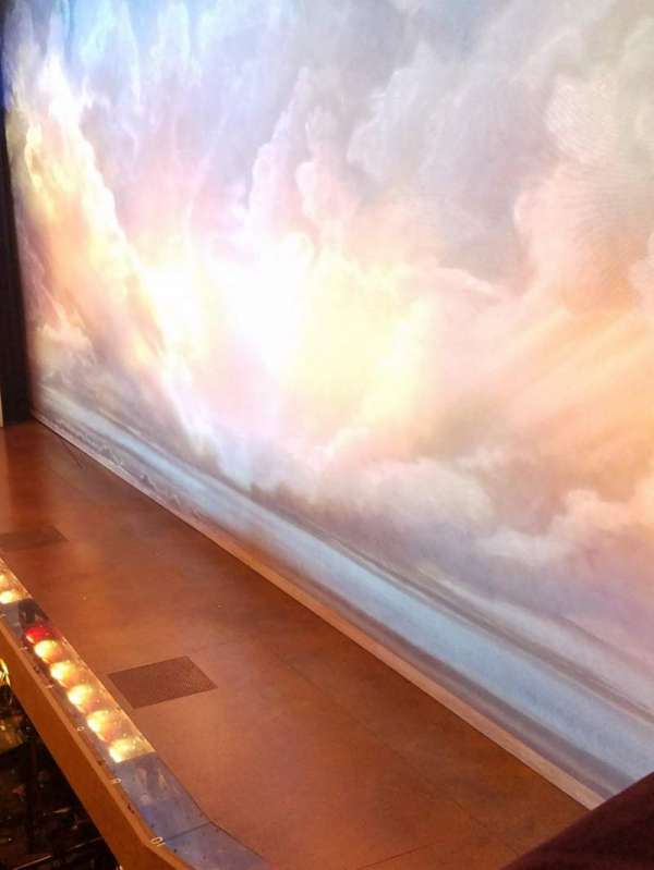 Eugene O'Neill Theatre, section: Boxes RIGHT, row: A, seat: 3