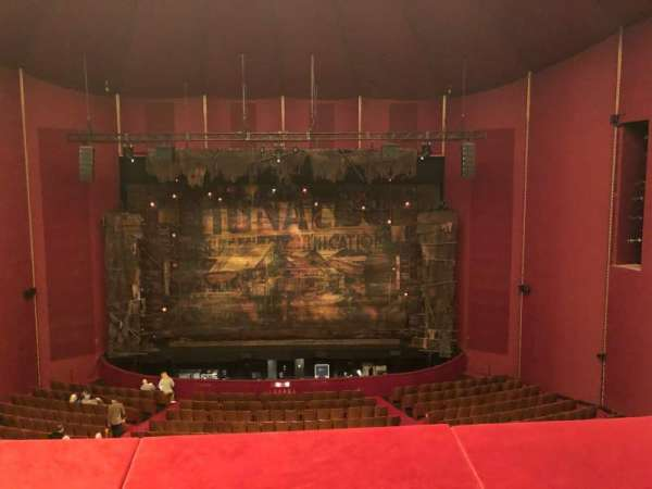 The Kennedy Center Opera House, section: Tier 1 C, row: B, seat: 207