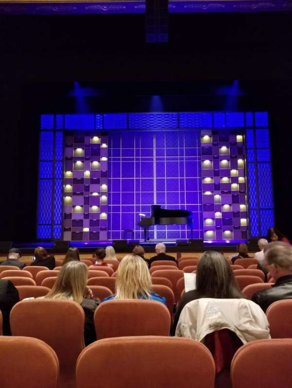 national theatre (dc), section: Orchestra Center, row: K, seat: 107 and 108