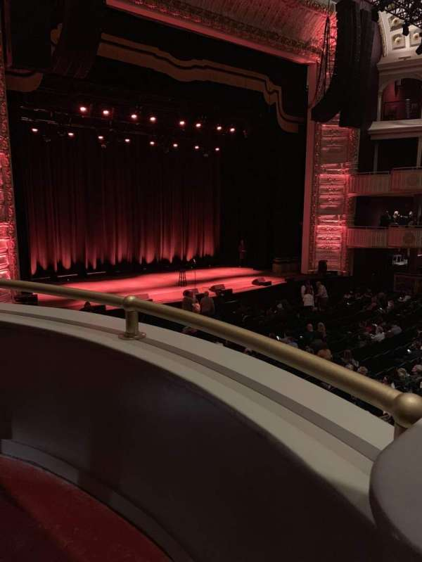 The Met Philadelphia, section: Grand Salle Box 13, row: A, seat: 3