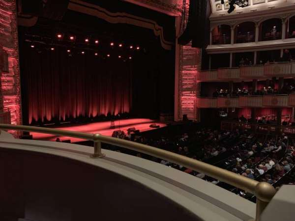 The Met Philadelphia, section: Grande Salle Box 13, row: A, seat: 3