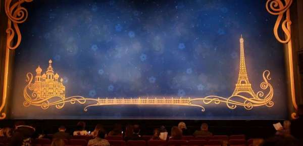 Broadhurst Theatre, section: Orch, row: K, seat: 110