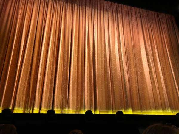 Savoy Theatre, section: Stalls, row: B, seat: 16