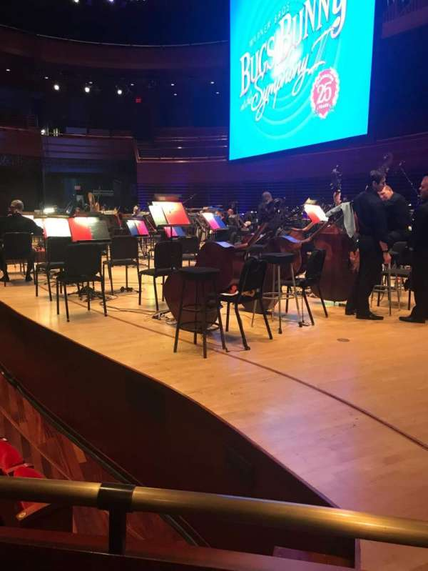 Verizon Hall at the Kimmel Center, section: Orchestra, row: Box 1, seat: Seat 2