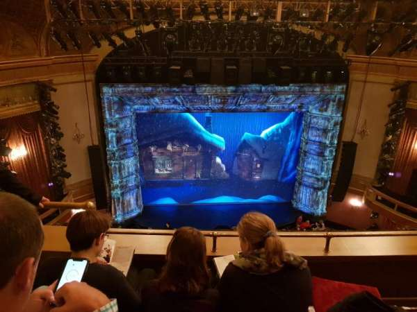 St James Theatre Section Balcony C