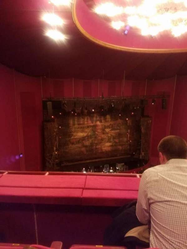 The Kennedy Center Opera House, section: Tier 2 LC, row: B, seat: 123