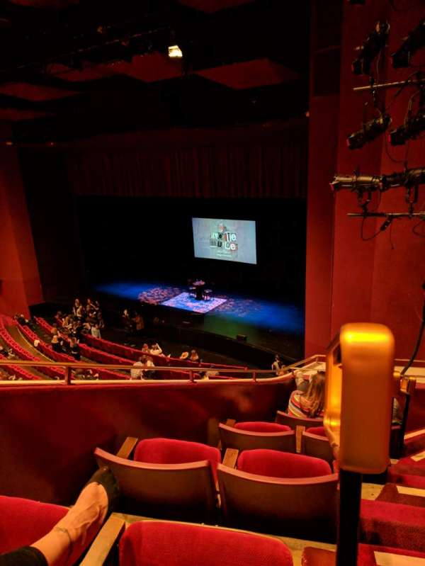 San Diego Civic Theatre, section: ULOGER, row: E, seat: 6
