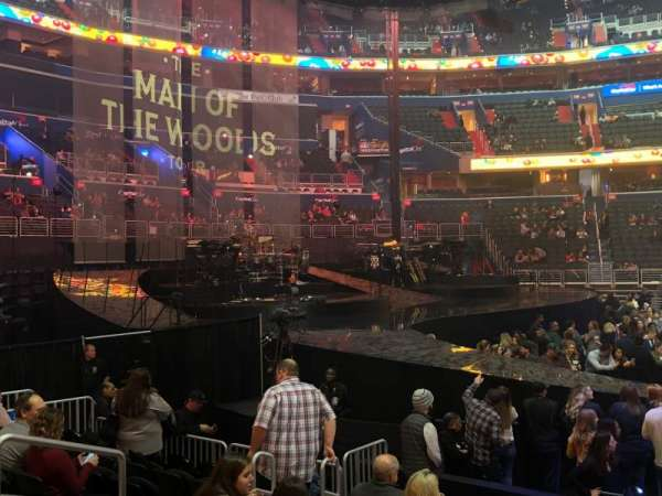 Capital One Arena, section: 121, row: J, seat: 7