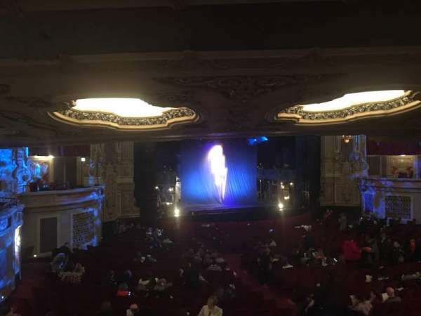 Nederlander Theatre (Chicago), section: Dress Circle LC, row: A, seat: 245