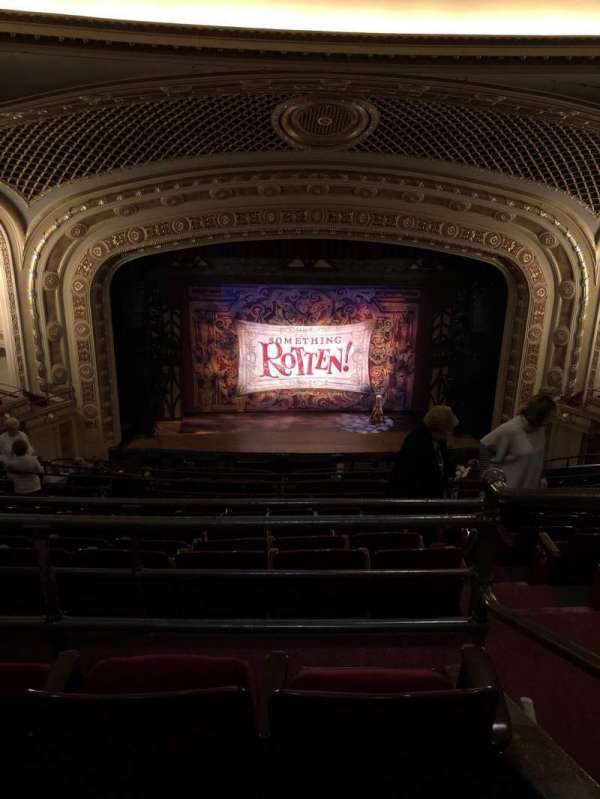 Tivoli Theatre , section: UBC, row: K, seat: 104