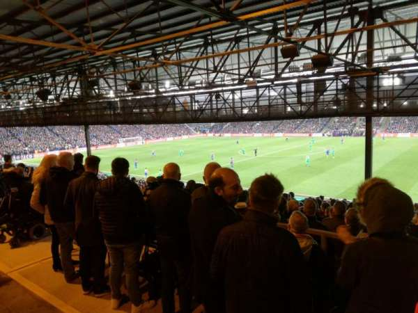 Selhurst Park, section: T, row: 39, seat: 49