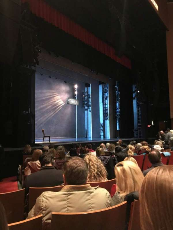 Durham Performing Arts Center, section: 2, row: J, seat: 314