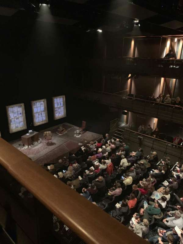 Goodman Theatre - Owen Theatre, section: AAA, seat: 13