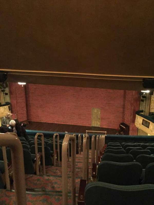 Shubert Theatre, section: Mezzanine R, row: K, seat: 2