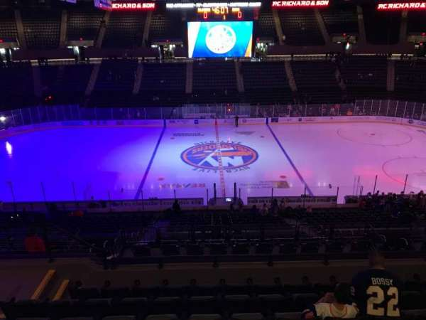 Nassau Veterans Memorial Coliseum, section: 223, row: 7, seat: 11