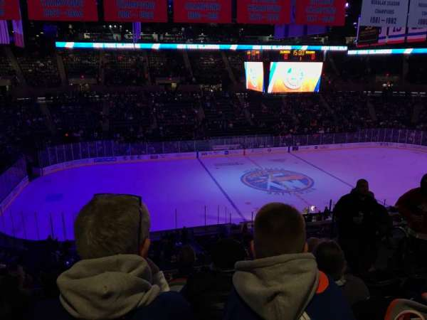Nassau Veterans Memorial Coliseum, section: 225, row: 7, seat: 6