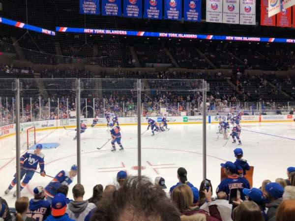 Nassau Veterans Memorial Coliseum, section: 6, row: 5, seat: 1