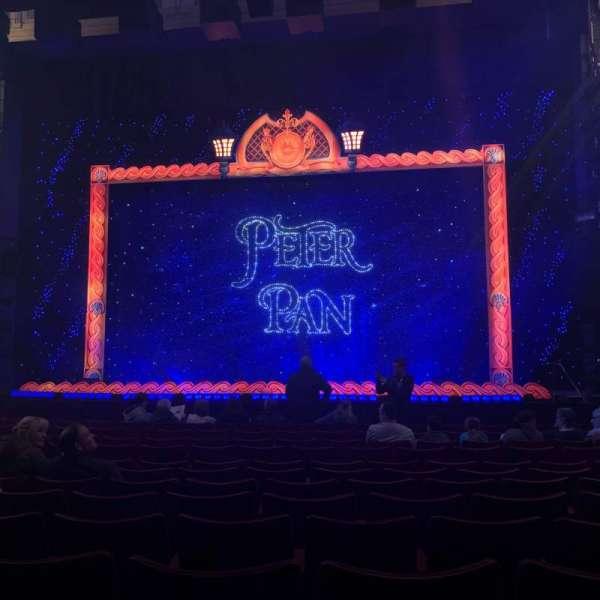 Birmingham Hippodrome, section: Stalls, row: N, seat: 19