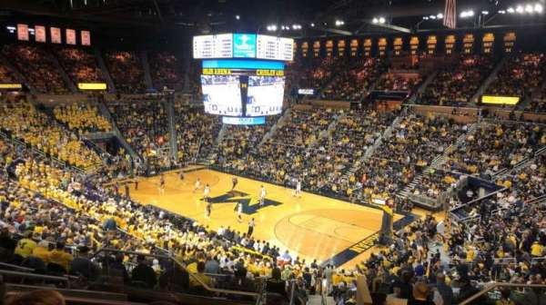 Crisler Center, section: 219, row: 29, seat: 7