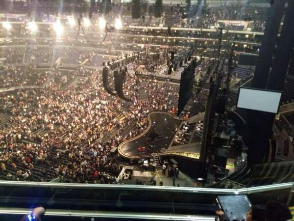 Staples Center, section: 332, row: 6, seat: 10